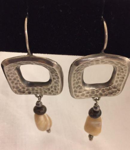 Silpada W1518 Bronzite Earrings