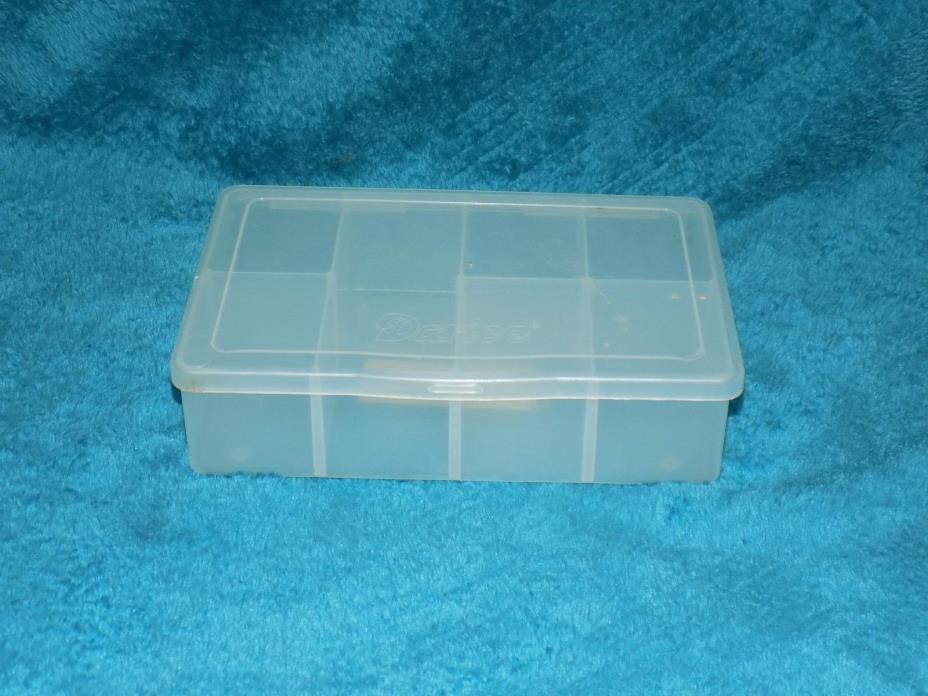 Darice: ORGANIZER Plastic Container - Crafts/Beads/Lures/Tackle - (LK61)