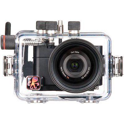 Sony RX100 II (DSC-RX100M2/B) Underwater Camera Housing 6116.11 by Ikelite