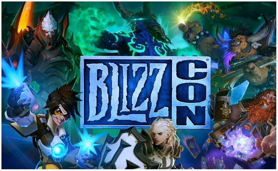 Blizzcon 2017 One (1) General Admission Ticket and Goody Bag