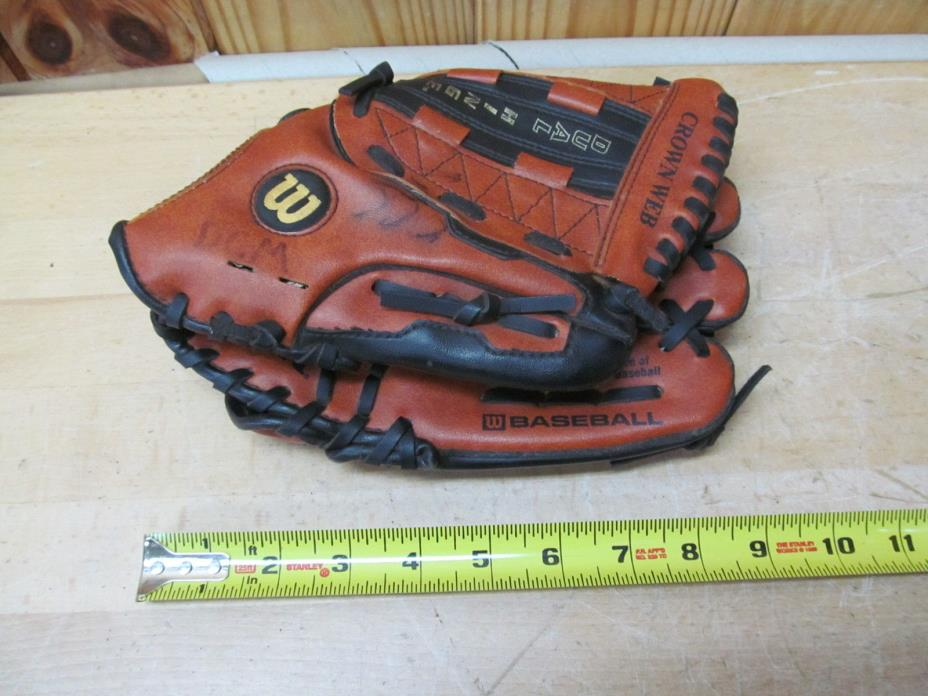 "Baseball Glove Wilson Barry Bonds A2459 11"" RH Thrower"