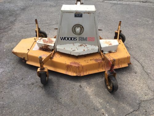 Woods Finish Mower - For Sale Classifieds