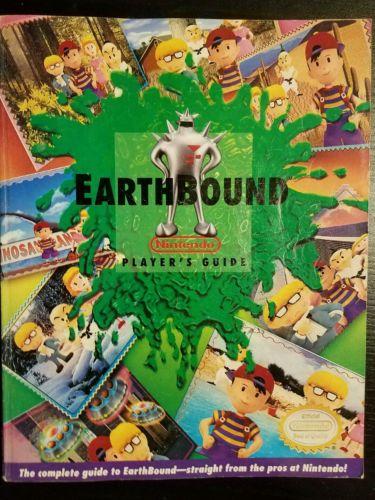 Earthbound Original Game Book