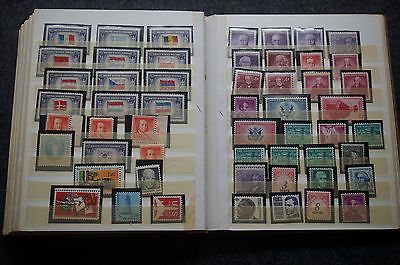 Mix Lot Unused US Postage Stamps Single $60+ Face Value