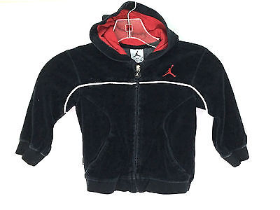 Nike Jumpman Air Jordan Zip Up Hoodie Sweatshirt Jacket Baby Boys 24M 24 Months