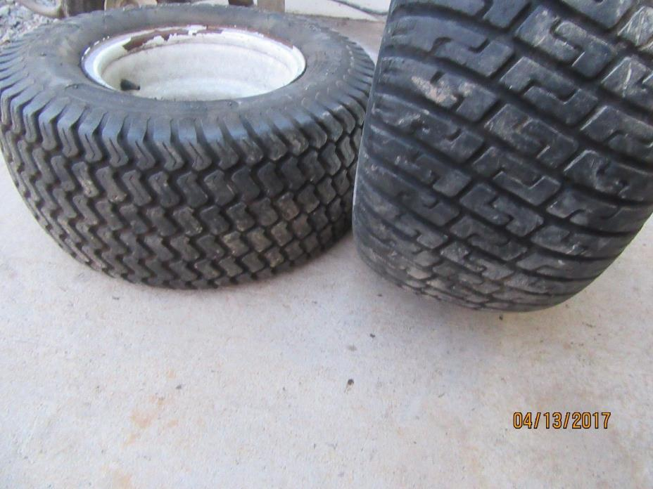 20X10.00 wheel with tire