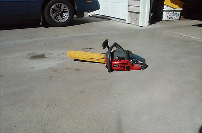 Nice Clean Homelite z3850b Chainsaw