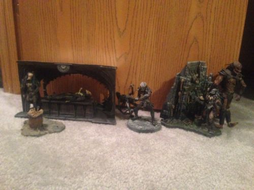 Alien Predator Action Figures LOT