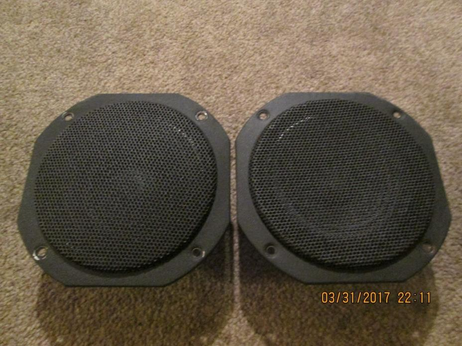 Cerwin Vega D-7 Mid-Range Speakers !!!  A Pair of Mid-Range Speakers !!! #2