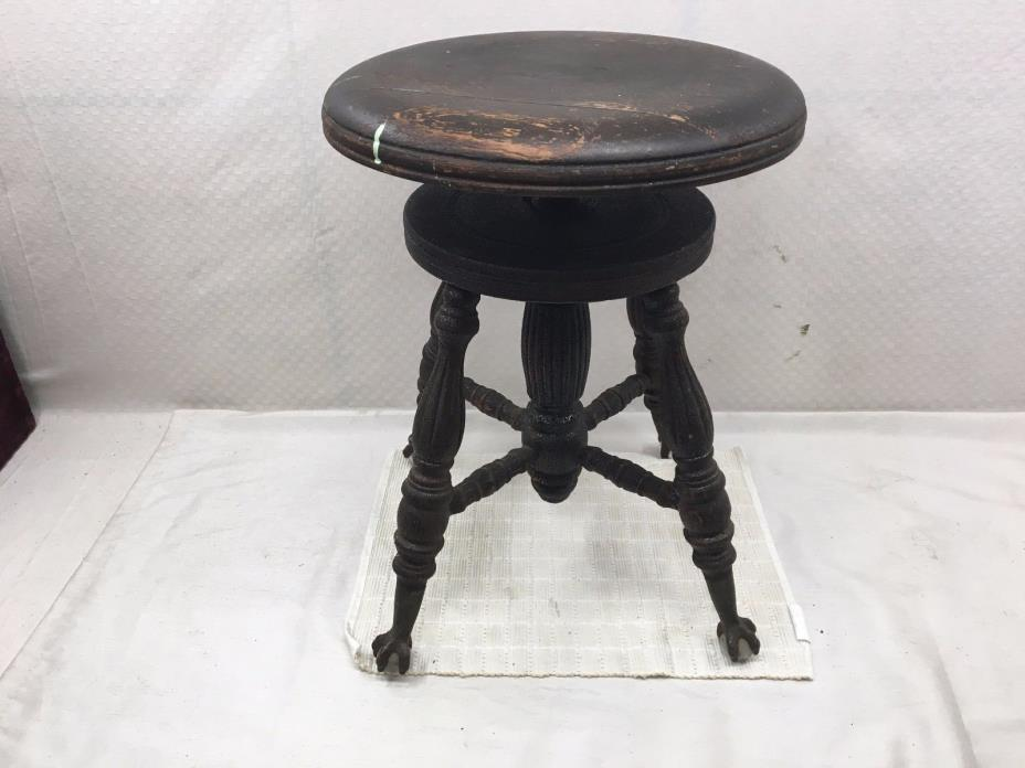 Antique Piano Stool For Sale Classifieds