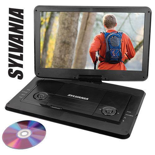 Sylvania Portable DVD Player with 15.6