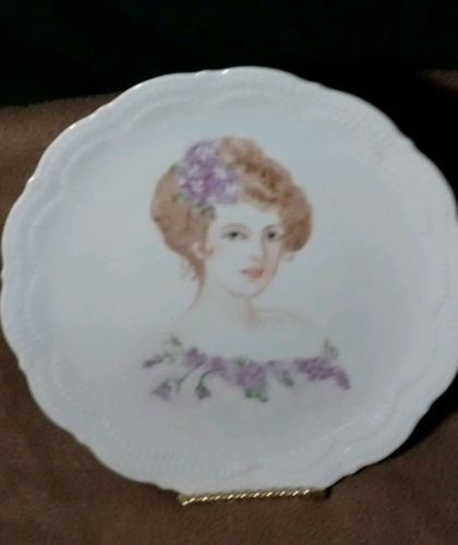 Vintage beautiful collectors plate from Bavaria