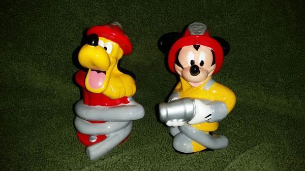 Mickey Mouse Salt & Pepper Collectables