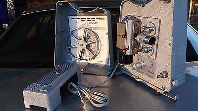 1950's Vintage Keystone K75 8mm Movie Projector