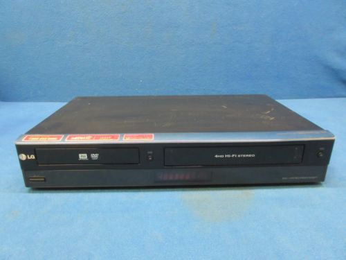 LG RC897T Super Multi DVD/VCR Recorder Combo Player w/ Digital Tuner HDMI