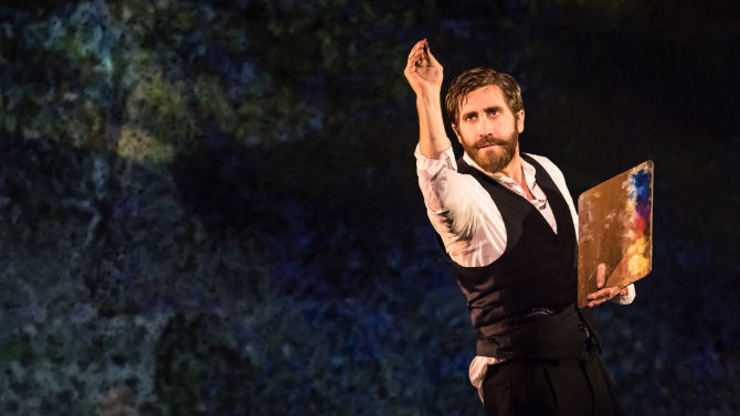 Sunday In The Park With George-Gyllenhaal-1 Ticket-4/22/17 8pm