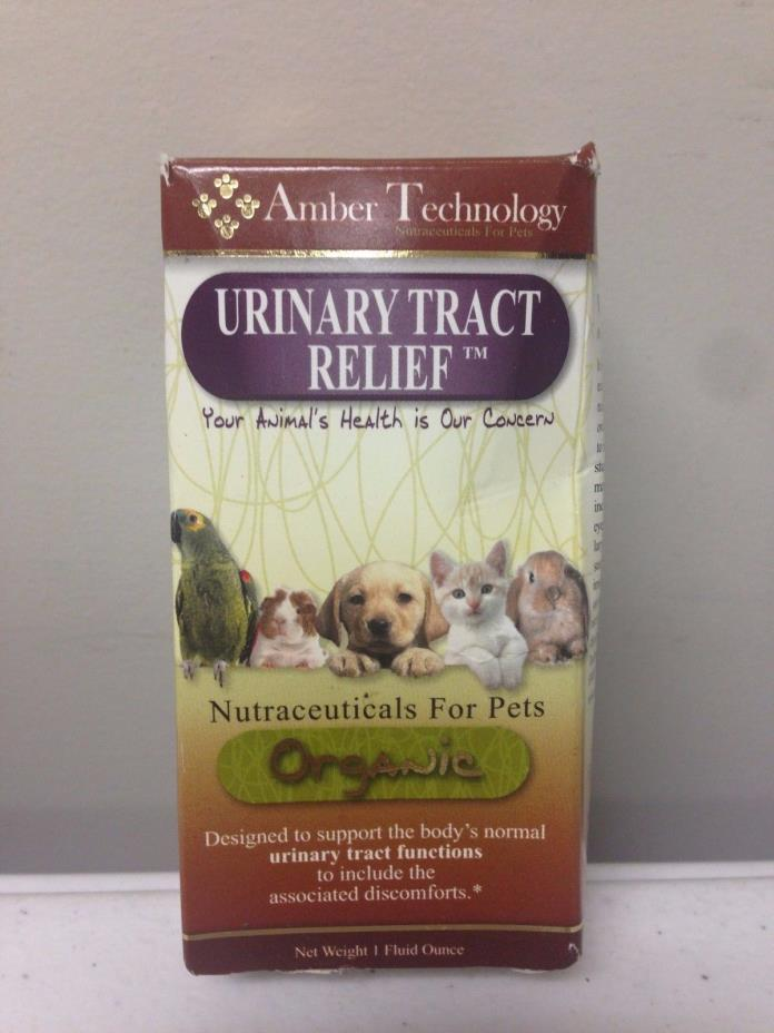 UTR - herbal formula supports normal urinary tract functions 1 oz E14