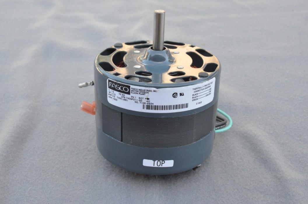 NEW Fasco Jenn-Air Blower Motor 71001304 7409P011-60 WP7409P011-60