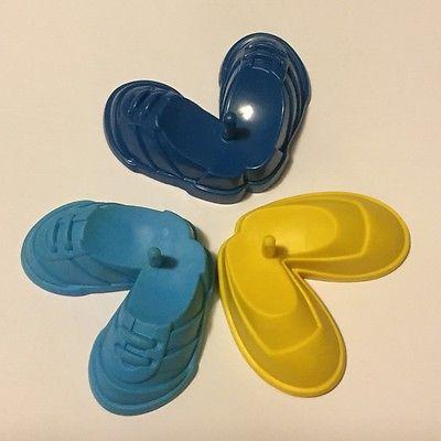 Hasbro Mrs Mr Potato Head Spud Playskool Shoe Sneaker Fancy Heel Blue Yellow