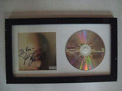 Godsmack Faceless CD Autographed by Sully Erna