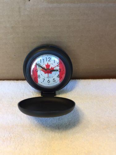 Canada Portable Travel Alarm Clock