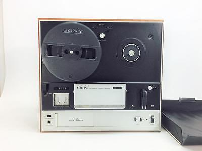 Sony Stereo Tapecorder TC-355 7