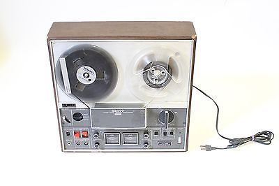 Vintage Sony TC-366 Reel-to-Reel Tape Recorder