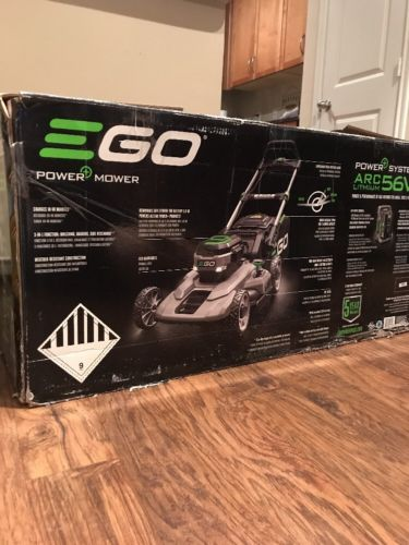 EGO POWER MOWER 21
