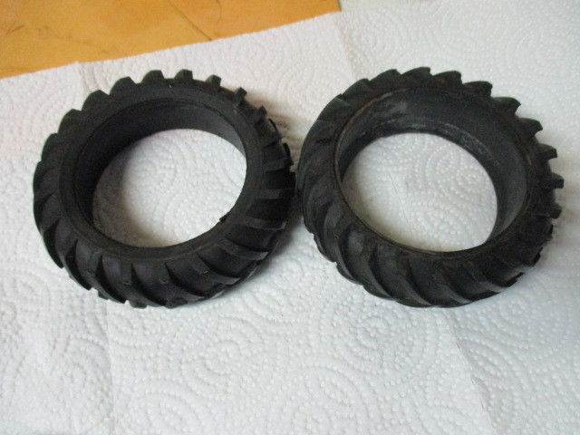 1/16 original tractor tires john deere international case