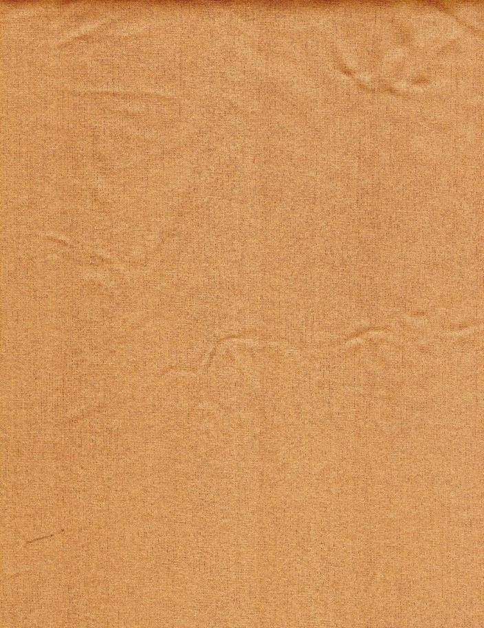 Fabric Brown Cotton Blend 2 1/2 Yd 60
