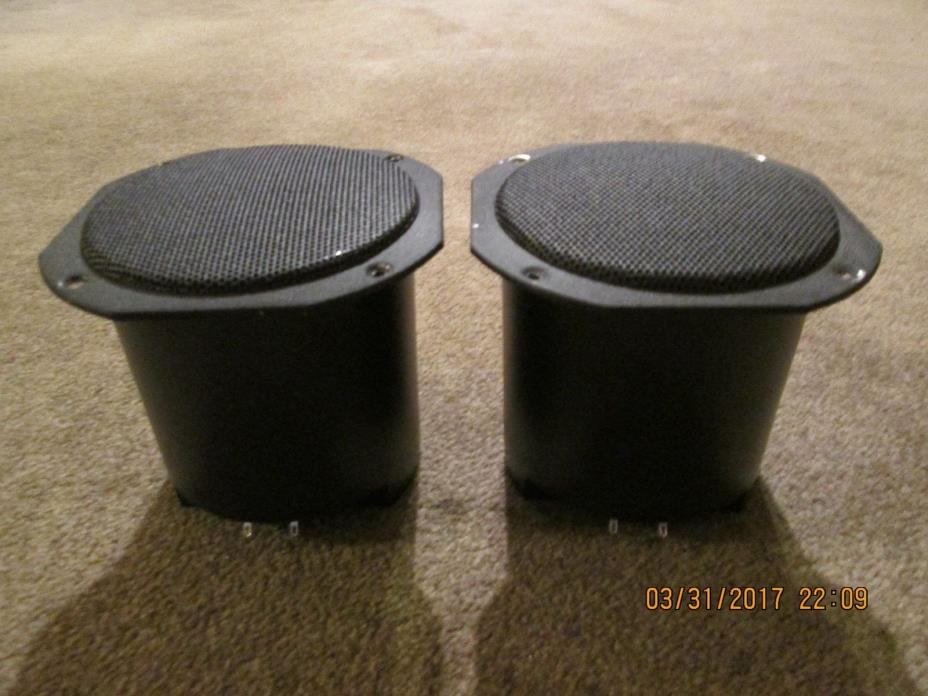 Cerwin Vega D-7 Mid-Range Speakers !!!  A Pair of Mid-Range Speakers !!!