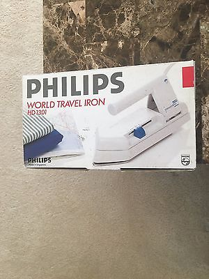 PHILIPS HD1301 Travel Iron