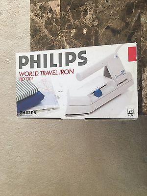 PHILIPS HD1301 Travel Iron