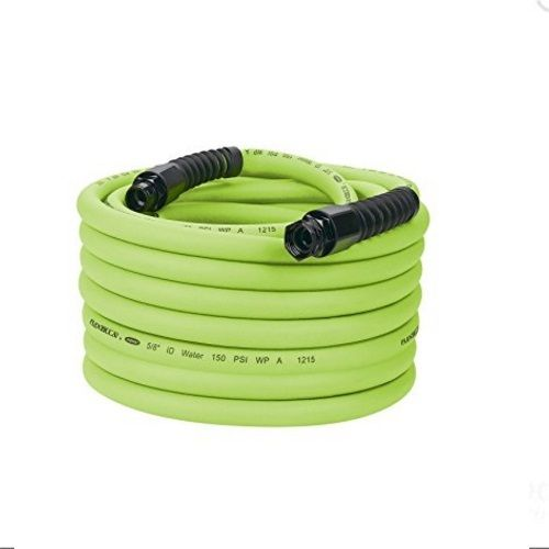 Flexzilla Pro Water Hose With Reusable Fittings 5/8 In. x 75 ft  Heavy Duty