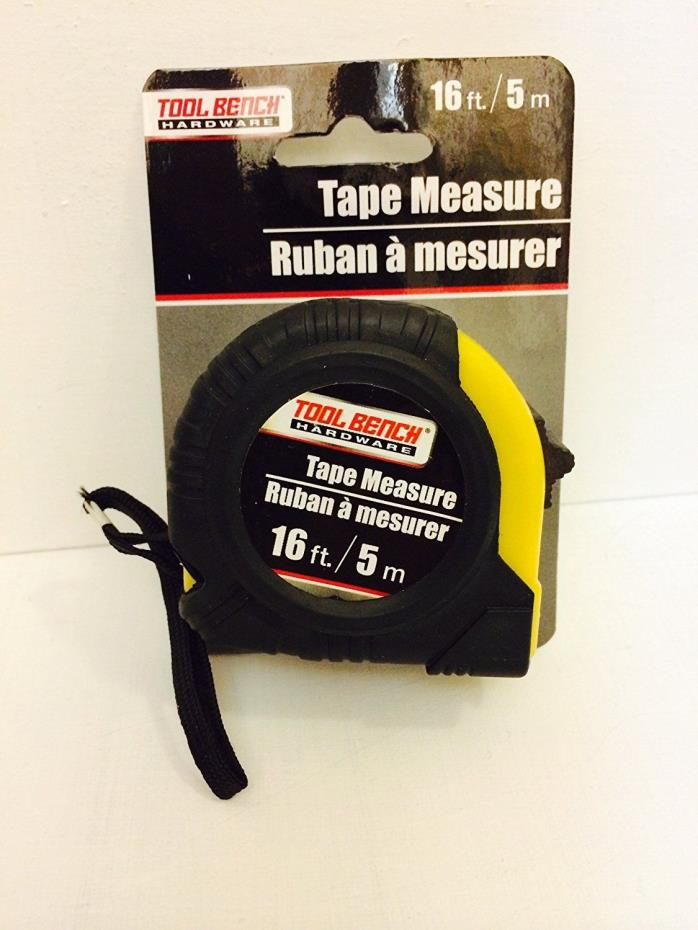 1 X Tool Bench 16' Tape Measure