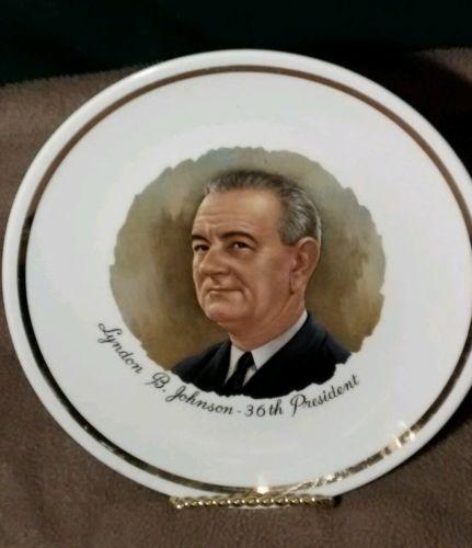 Vintage collectors plate