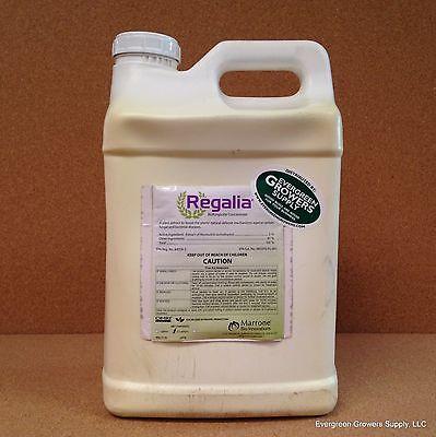 Regalia Biofungicide 2.5 gallons - OMRI Listed - Evergreen Growers Supply