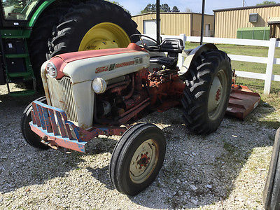 Ford 801 Tractors
