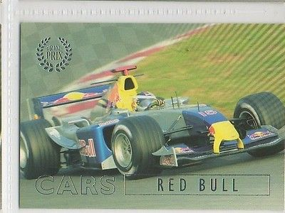 #47 Red Bull - Grand Prix Collector Card