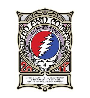 2 Dead and Company Tickets Chicago 07/01/2017 Section 239