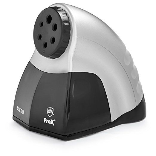 X-ACTO ProX Classroom Electric Pencil Sharpener Commercial Heavy Duty Powerful