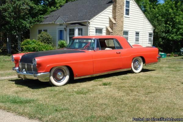 1956 Lincoln Mark 2