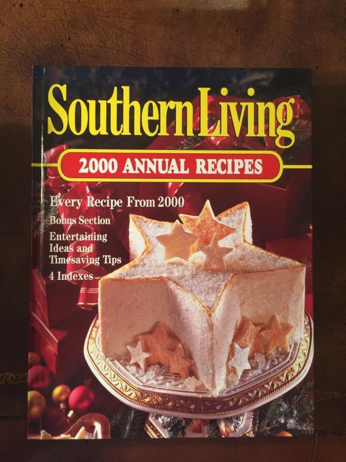 Southern Living Annual Recipes: 2000 Annual Recipes **FREE SHIPPING**