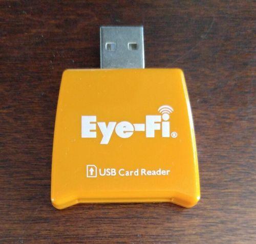 Eye-Fi USB Card Reader