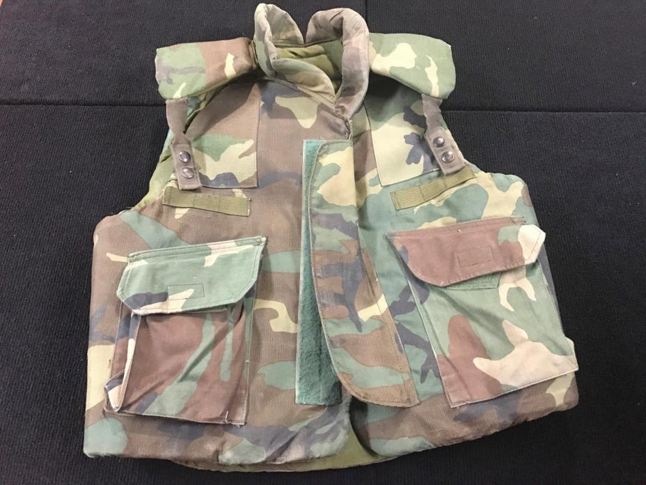 1980 Military Body Armor Bullet Proof Armor Vest