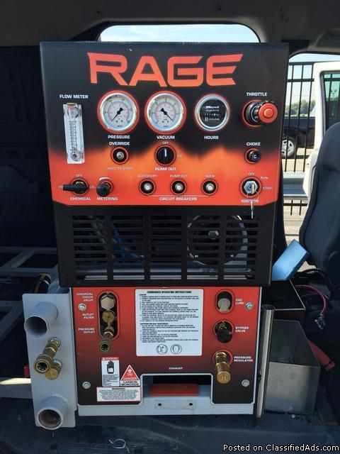 Sapphire Scientific Rage Truckmount Package RTR#6083912-01