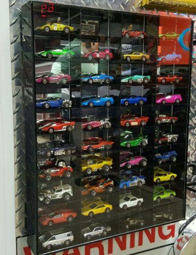 Hot Wheels matchbox Redline Diecast 1:64 Display Case ONLY