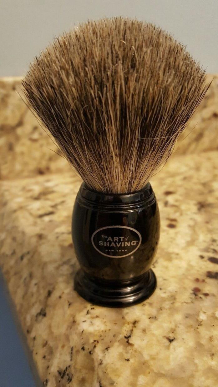 New Art of Shaving Pure Badger Shaving brush