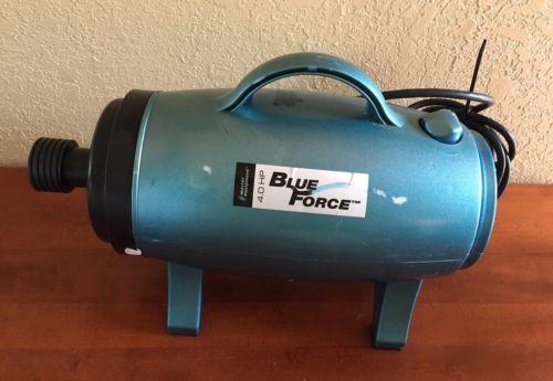 Master Equipment Blue Force Pet Dryer 4.0HP TP8280-40 Pet Dryer No Hose