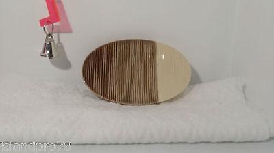 Bacova Guild Sienna Soap Dish by Bacova Guild NWOB